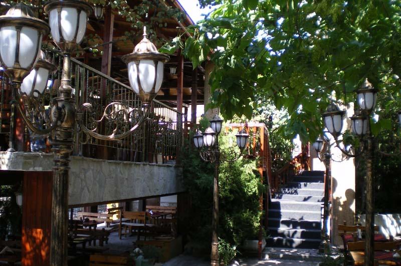 Ресторант Даяна 2