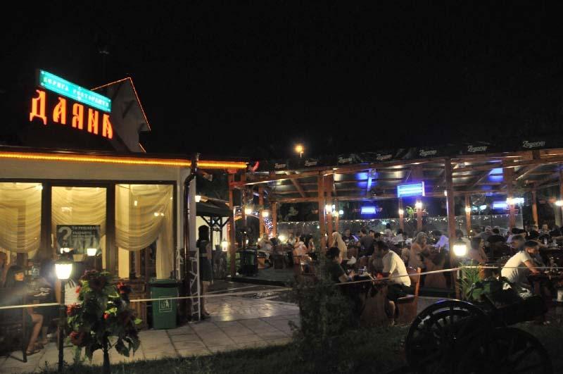 Ресторант Даяна 4